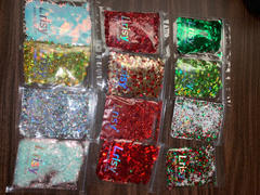 Lrisy Lrisy Christmas Glitter Special Set Total 120g Review
