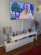Meble Furniture Indisio Modern 73 TV Stand Review