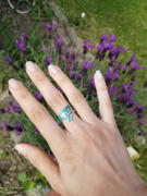 Brandywine Boutique Green Opal Leaf Ring Review