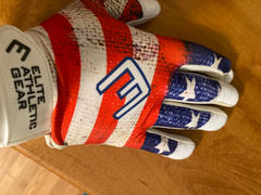 Elite Athletic Gear Old Glory Batting Gloves Review