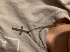 Elite Athletic Gear Baseball Cross Pendant With Chain Necklace Review