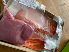 Greenfish Fresh box | Ocean Trout Fillets | Farmed on the West Coast Review