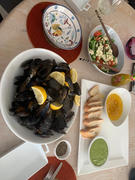 Greenfish Live box | Black Mussels (2.4kg) | Farmed on the West Coast Review