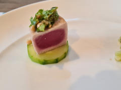 Greenfish Super Frozen Tuna | Sushi Block | Tuna Steaks (cut your own)  | Review