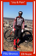 Urban Cycling Apparel Urban Cycling RED THERMAL WINTER fleece Jersey & Bib Tights Review