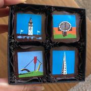 Recchiuti Confections Creativity Explored: San Francisco Icons Review