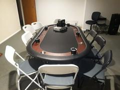 Deal Mart Poker Table Black Felt Review