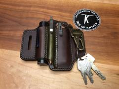 Tale Of Knives Miss TOK Standard T Tux + Keypster Review