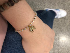 By Invite Only Jewellery Gold Sanctuary Moonstone Bracelet Review