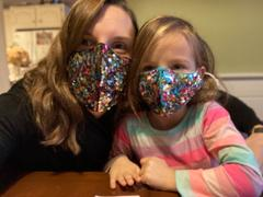 Rafi Nova Adults + Kids Sequin Mask Review