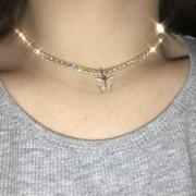 Paris Charms Pearl Butterfly Choker Review