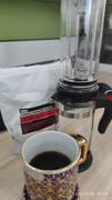 BUNAMARKET Delter Coffee Press Portable Coffee Maker Review