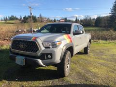 Tacoma Lifestyle Taco Vinyl Super Size Universal Decals Review