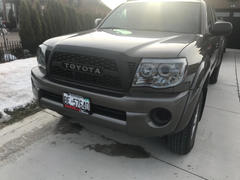 Tacoma Lifestyle 2005-2011 Tacoma TRD Pro Grille Review