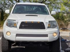 Tacoma Lifestyle 2005-2011 Tacoma Raptor Grille Review