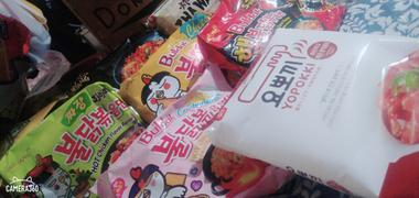 DOKSURI  Samyang  Buldak Hot Chicken de 5 packs Review
