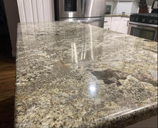Supreme Surface Cleaners All-In-One Stone Care: (Cleaner, Polish, Sealer) Granite, Quartz & Marble Treatment, Refill Buddies Review