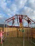 FUNKY MONKEY BARS AUSTRALIA The Combat Ladder Review