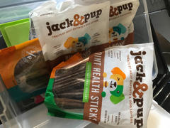 Jack&Pup Joint Health Gullet Sticks - 6 Inch Review