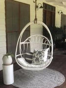 Hanging Out Isla Natural Rattan Hanging Chair Review