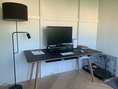 Nordik Living Spectre Study Desk Review