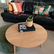 Nordik Living Agnes Coffee Table 90cm - Natural Review