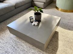 Nordik Living Aksel Coffee Table 80CM Review