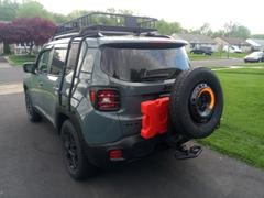 RIGd Supply RIGd UltraSwing™ Hitch Carrier Multi-Fit Review