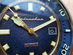 Spinnaker Watches Pacific Blue Review
