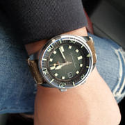 Spinnaker Watches Emerald Green Review