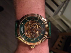 Thomas Earnshaw Timepieces Emerald Green Review