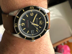 Spinnaker Watches Lumber Black Review
