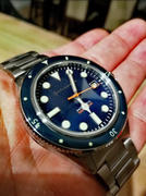 Spinnaker Watches Admiral Blue Review