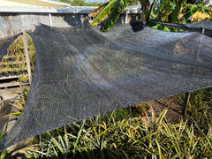 AgFabric 50% Shade Cloth Netting, Black Review