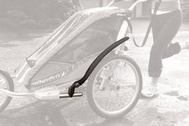 CampfireCycling.com Chariot Bike Trailer Fender Kit Review
