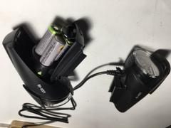 CampfireCycling.com Busch and Muller Battery Charger for IXON and IXON IQ Bike Headlights Review