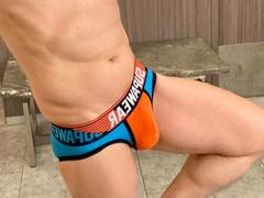 Supawear Turbo Brief Underwear - Nitrous Blue Review