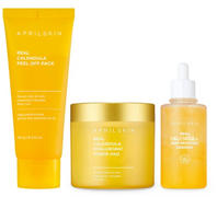 aprilskin.com.sg Real Calendula 3-Step Set Review
