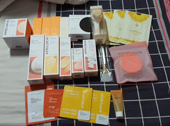 aprilskin.com.sg Real Carrotene Full Line Set (Free gifts + Free shipping) Review