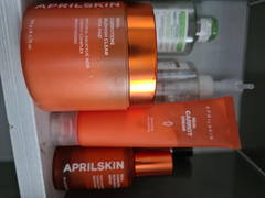 aprilskin.com.sg Real Carrotene Blemish Clear Vita Pad DUO Review