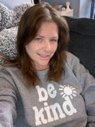 sunshinesisters Be Kind Gray Sweatshirt Review