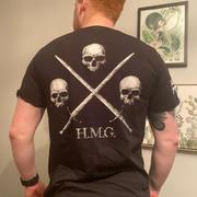 HMG Clothing Ltd. HMG Cross T-shirt Review