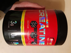 Genius Nutrition® CREATINE MONOHYDRATE 400g/133 serv Review