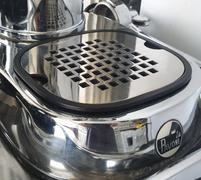 Coffee Sensor La Pavoni Lever Custom Pro Stainless Steel Drip Tray or Grid Plate Review