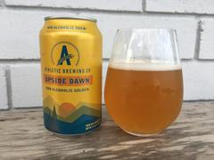 Craftzero Athletic Brew Co. Upside Dawn Golden Ale 355mL Review