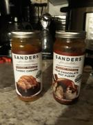 Sanders Candy Classic Caramel Toppings 20 oz Jar Review