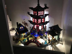 Myhobbies LEGO Ninjago, Temple of Airjitzu 70751 Light Kit (LEGO Set Are Not Included ) Review