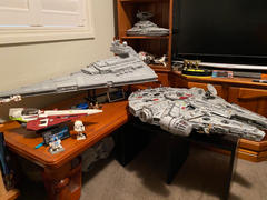 Myhobbies LEGO® 75252 Star Wars™ Imperial Star Destroye Review