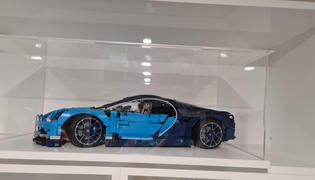 Myhobbies LEGO® Technic™ 42083 Bugatti Chiron Display Case Review