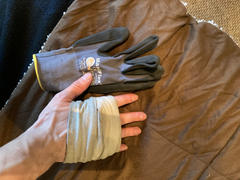 YourGloveSource.com MaxiFlex® Ultimate™ 34-874 Nitrile Grip Work Gloves Review